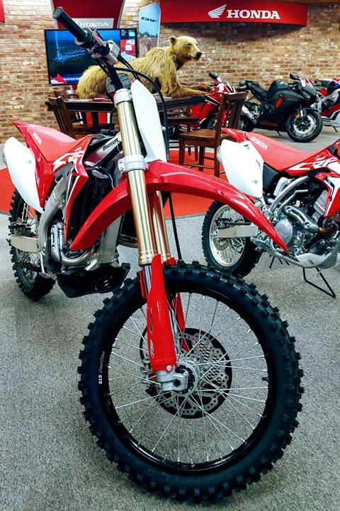 2020 Honda CRF250R in Statesville, North Carolina - Photo 5