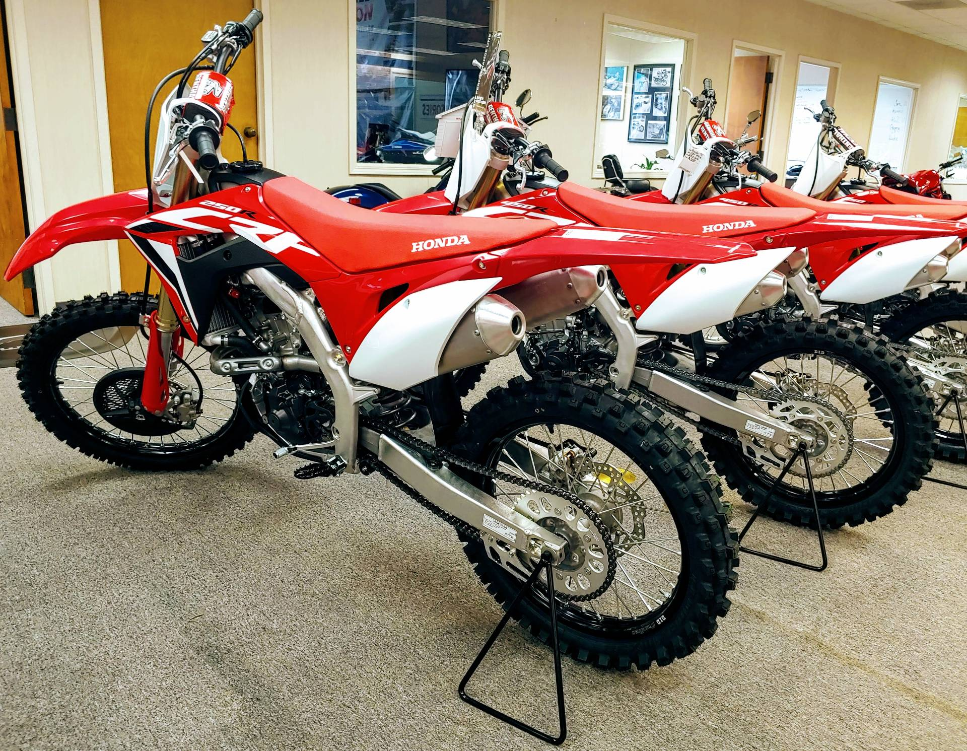 2020 Honda CRF250R in Statesville, North Carolina - Photo 1