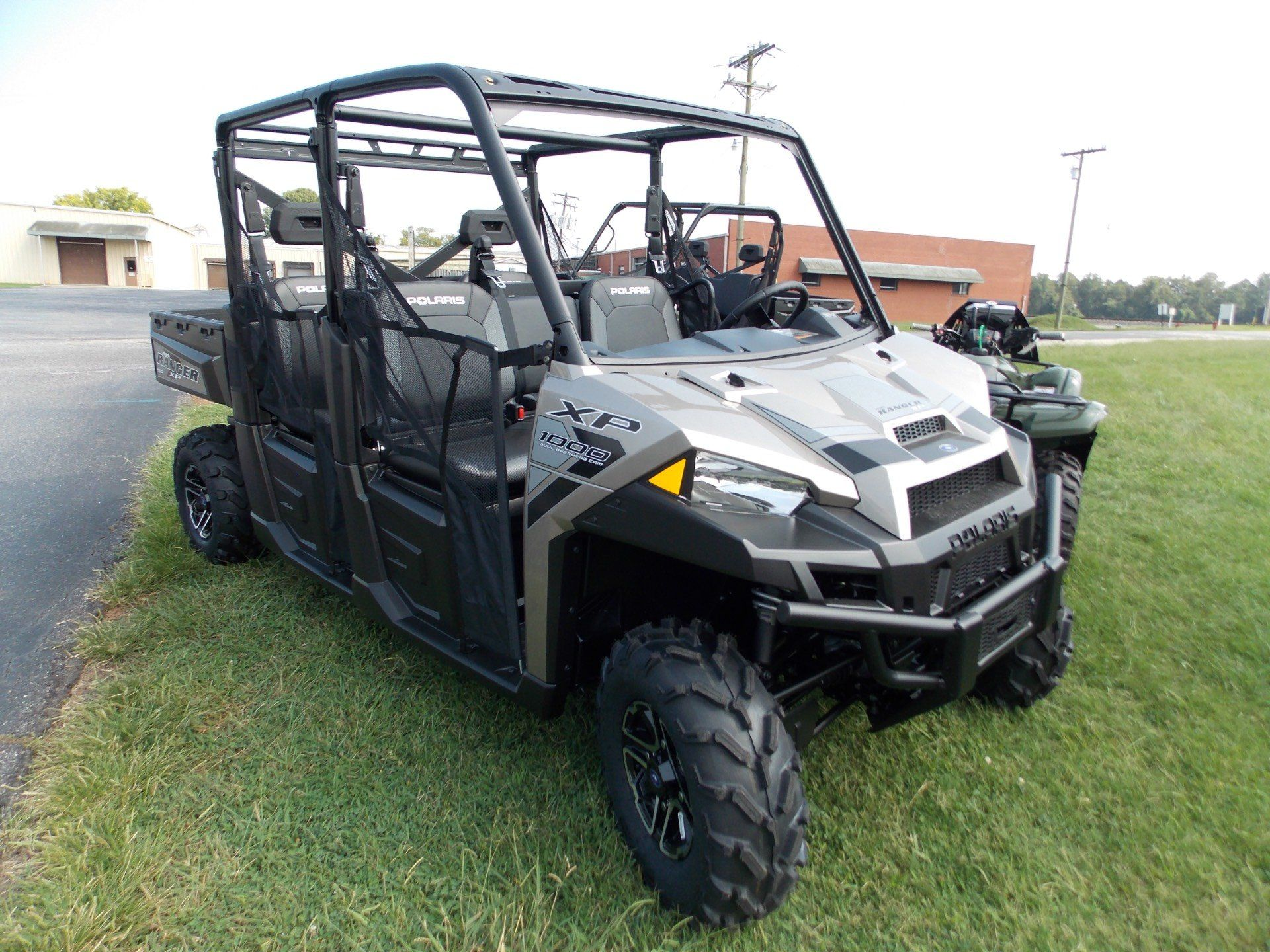 2018 Polaris Ranger Crew XP 1000 EPS in Statesville, North Carolina