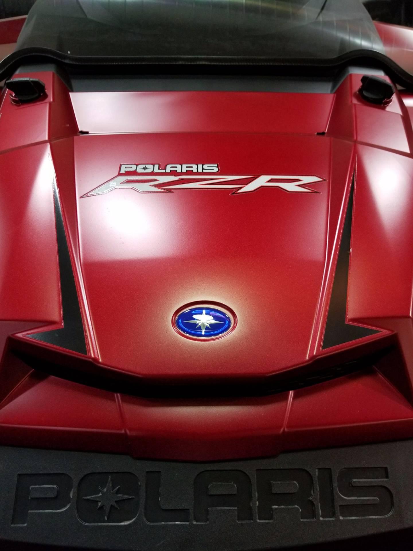 2018 Polaris RZR XP Turbo EPS Fox Edition In Statesville, North Carolina