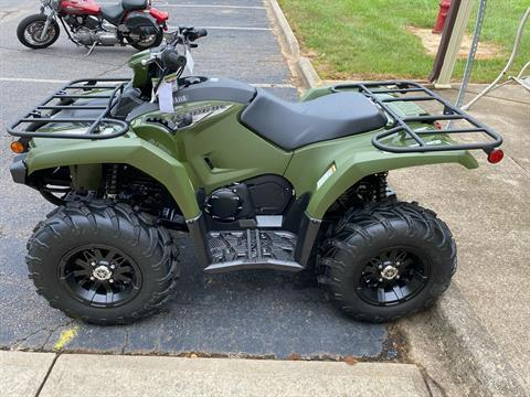 2021 Yamaha Kodiak 450 EPS in Statesville, North Carolina - Photo 1