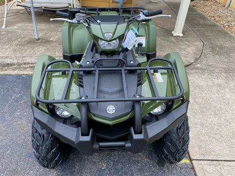 2021 Yamaha Kodiak 450 EPS in Statesville, North Carolina - Photo 4