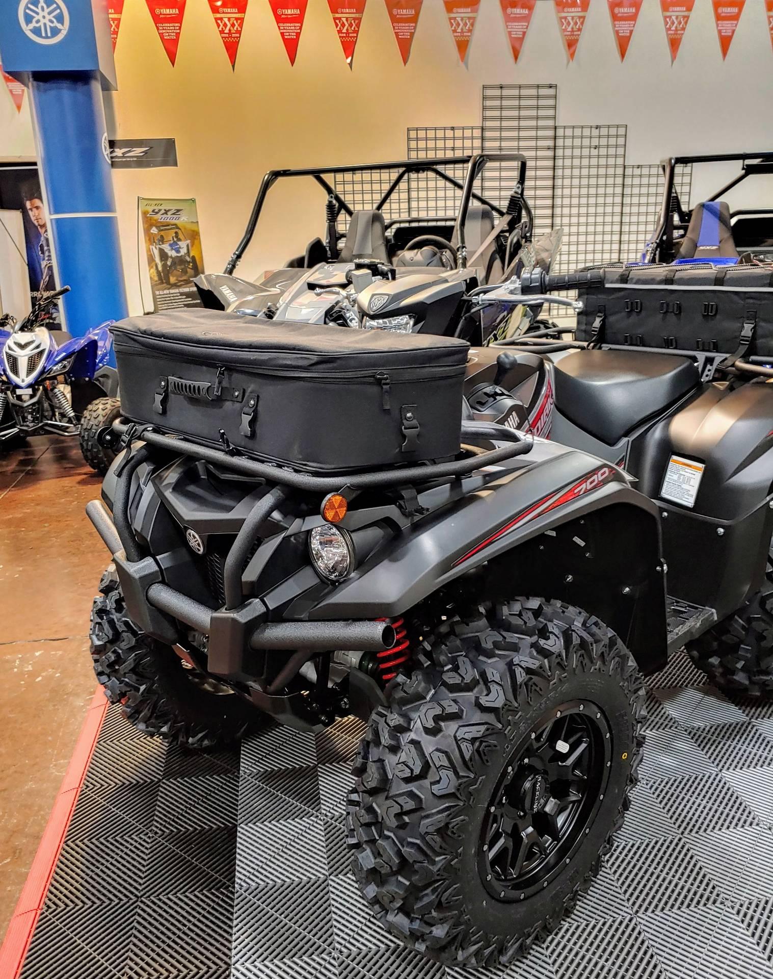 2019 Yamaha Kodiak 700 EPS SE in Statesville, North Carolina