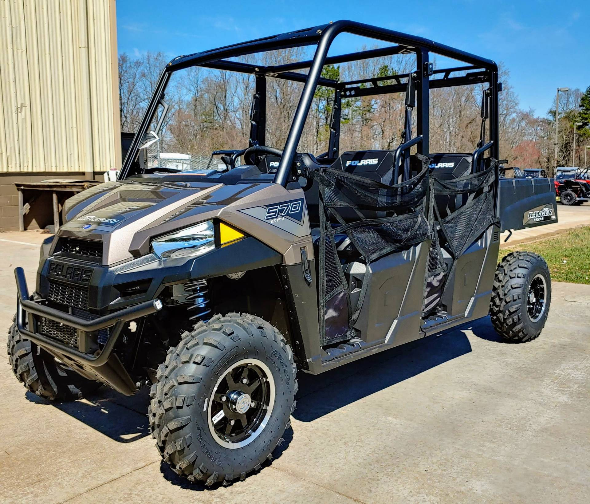 2019 Polaris Ranger Crew 570-4 EPS in Statesville, North Carolina - Photo 2