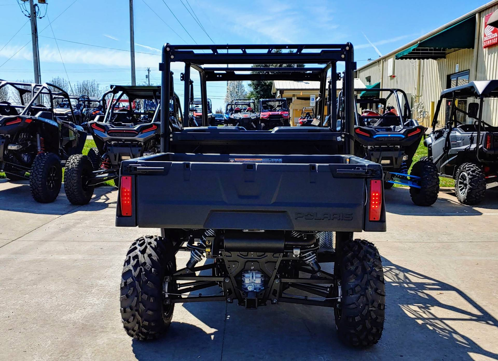 2019 Polaris Ranger Crew 570-4 EPS in Statesville, North Carolina - Photo 9