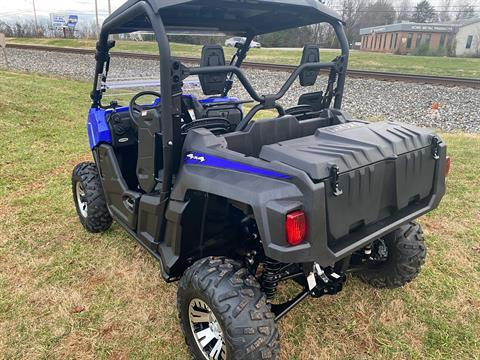 2017 Yamaha Wolverine EPS in Statesville, North Carolina - Photo 2
