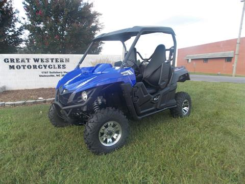 2017 Yamaha Wolverine EPS in Statesville, North Carolina
