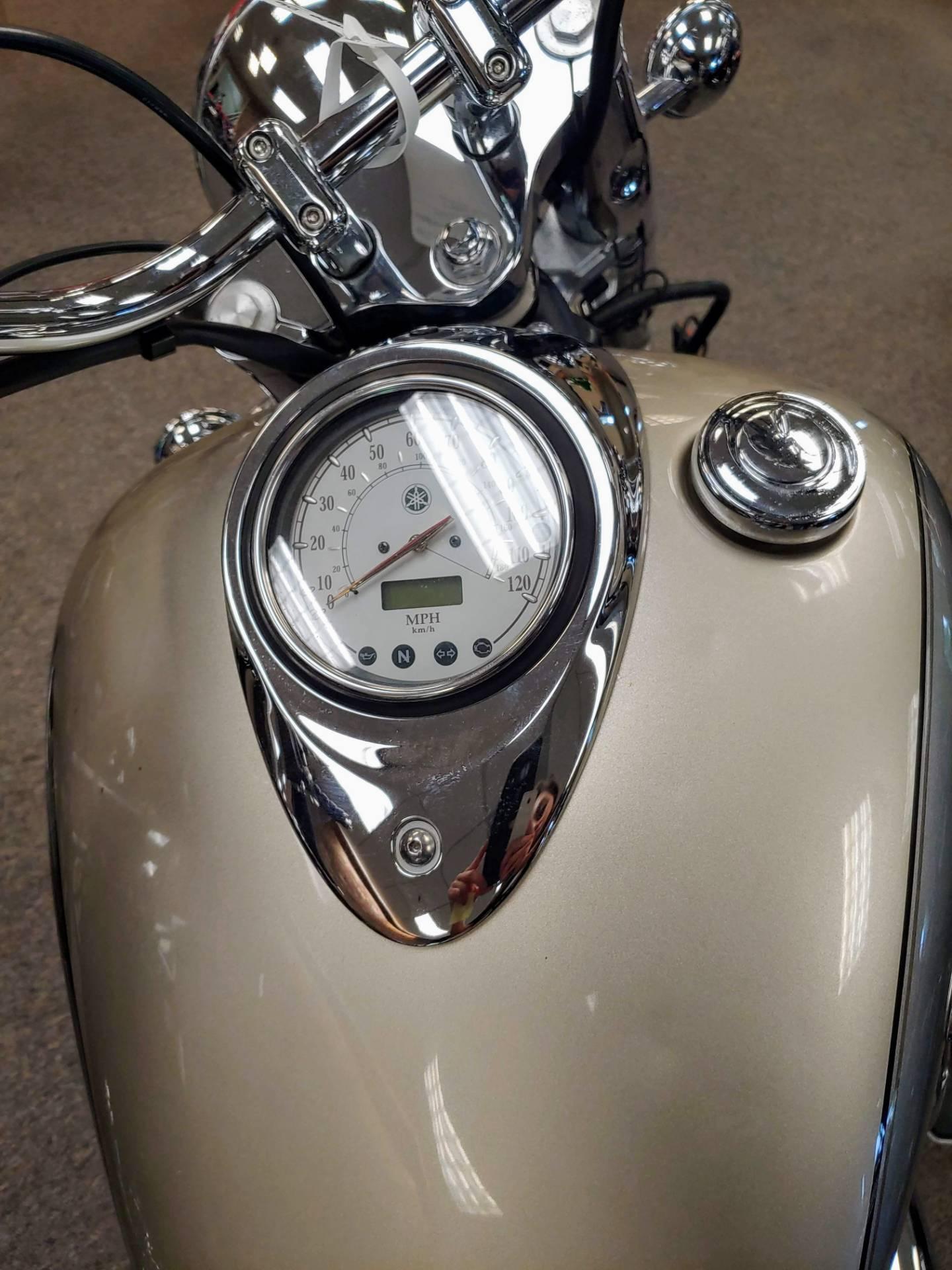 2006 Yamaha V Star® 1100 Silverado® in Statesville, North Carolina