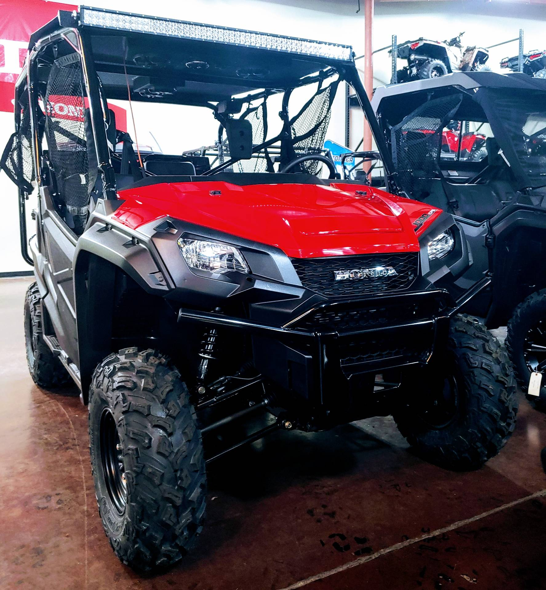 2018 Honda Pioneer 1000-5 in Statesville, North Carolina - Photo 3