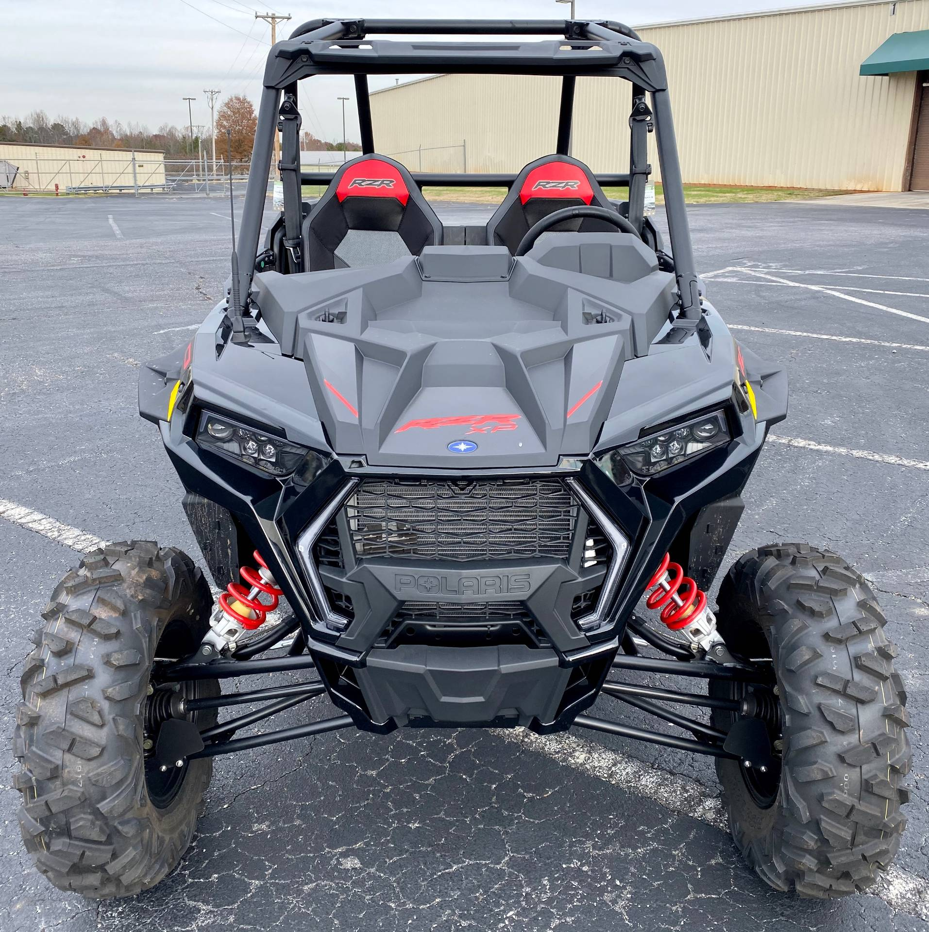 2020 Polaris RZR XP 1000 Premium in Statesville, North Carolina - Photo 2