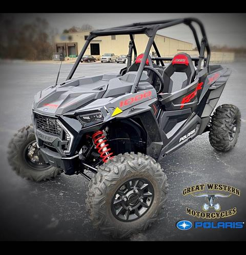 2020 Polaris RZR XP 1000 Premium in Statesville, North Carolina - Photo 1