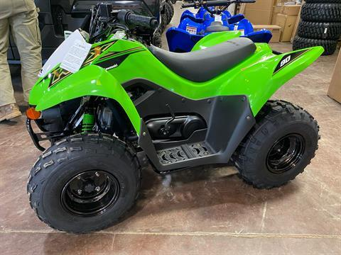2021 Kawasaki KFX 90 in Statesville, North Carolina - Photo 1
