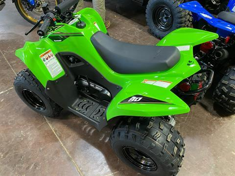 2021 Kawasaki KFX 90 in Statesville, North Carolina - Photo 2