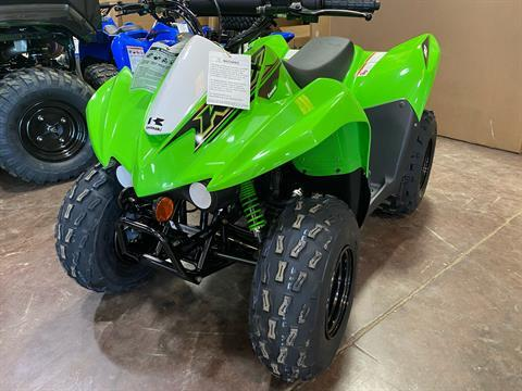 2021 Kawasaki KFX 90 in Statesville, North Carolina - Photo 3