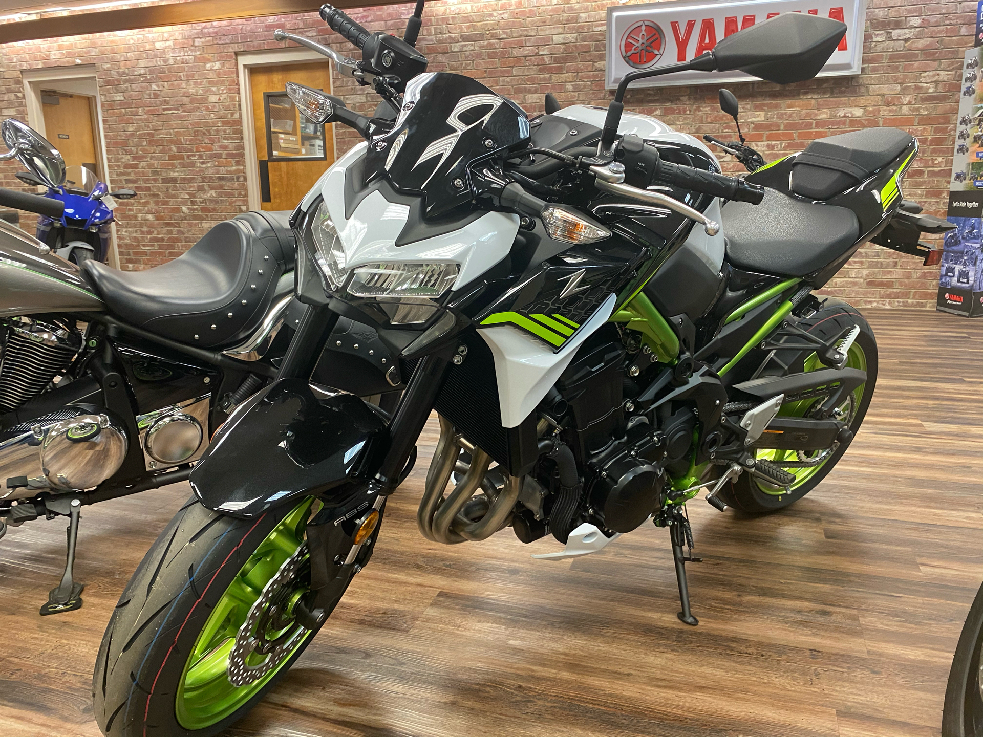 2021 Kawasaki Z900 ABS in Statesville, North Carolina - Photo 2