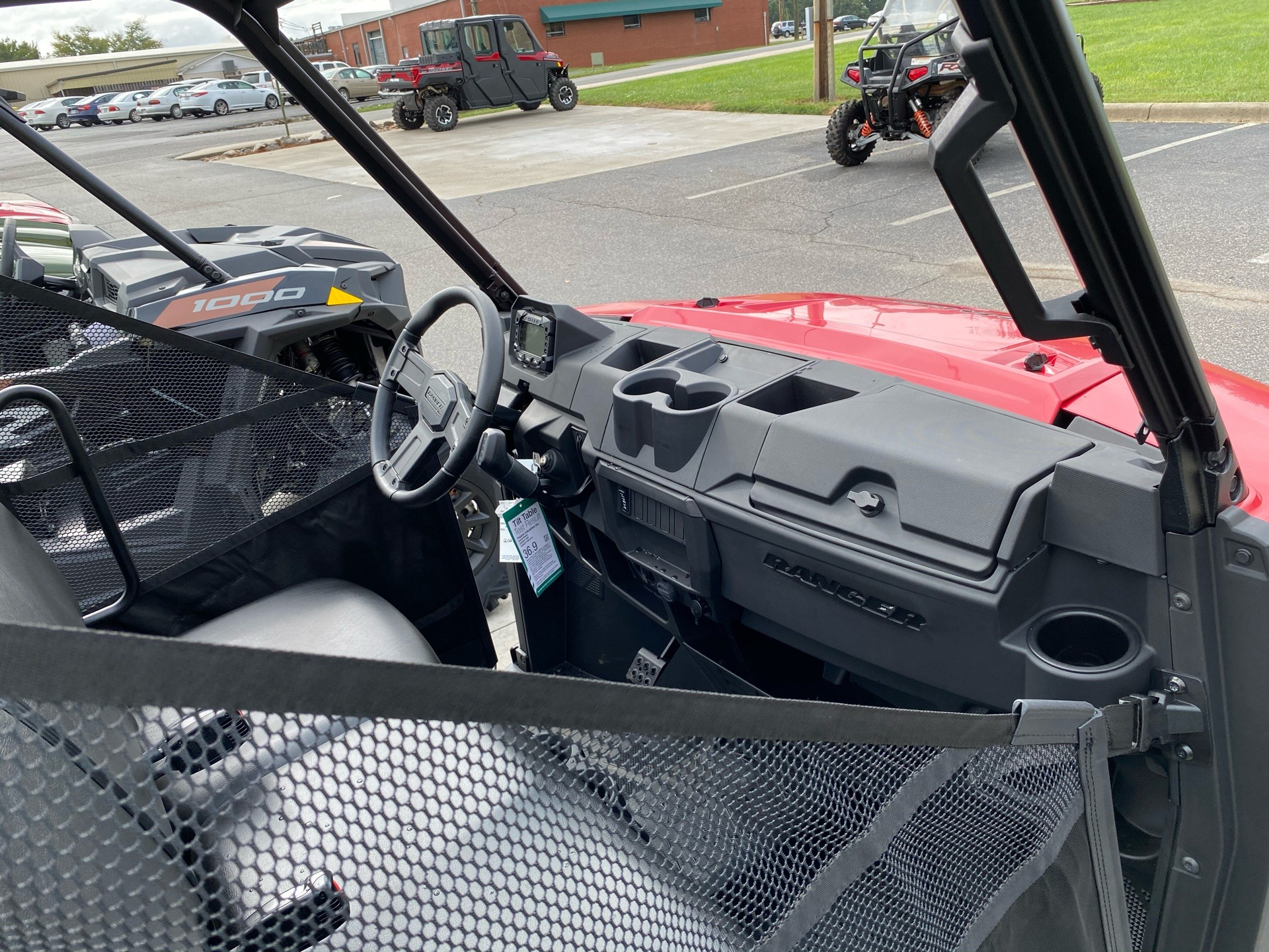 2021 Polaris Ranger 1000 EPS in Statesville, North Carolina - Photo 9