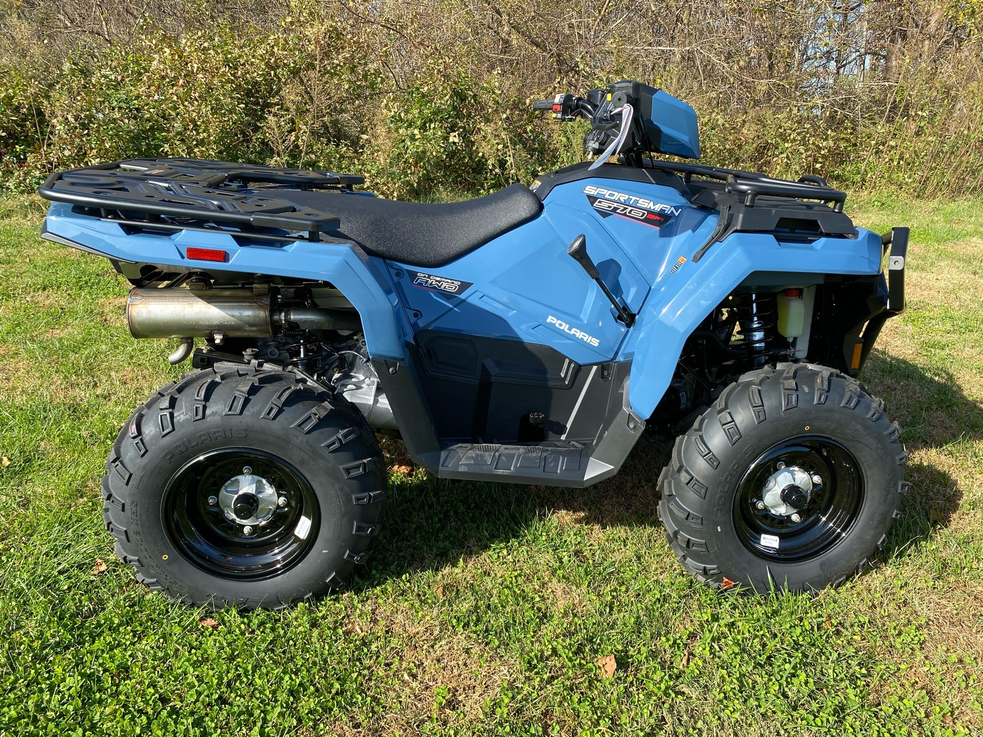 2021 Polaris Sportsman 570 Utility Package in Statesville, North Carolina - Photo 1