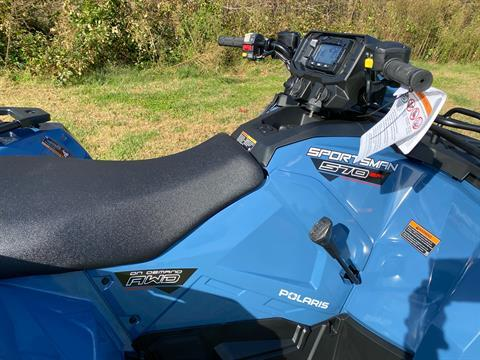 2021 Polaris Sportsman 570 Utility Package in Statesville, North Carolina - Photo 3