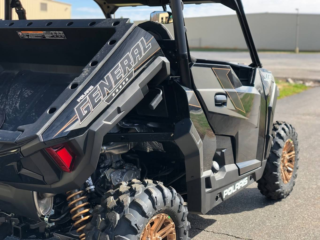 2019 Polaris General 1000 EPS Ride Command Edition in Statesville, North Carolina - Photo 10