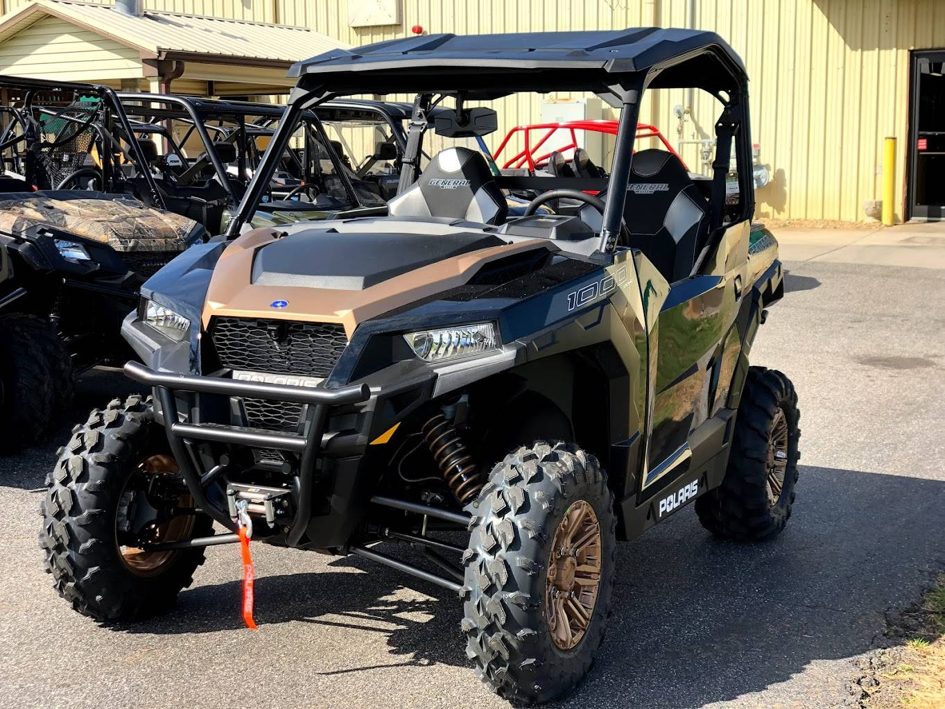 2019 Polaris General 1000 EPS Ride Command Edition in Statesville, North Carolina - Photo 2