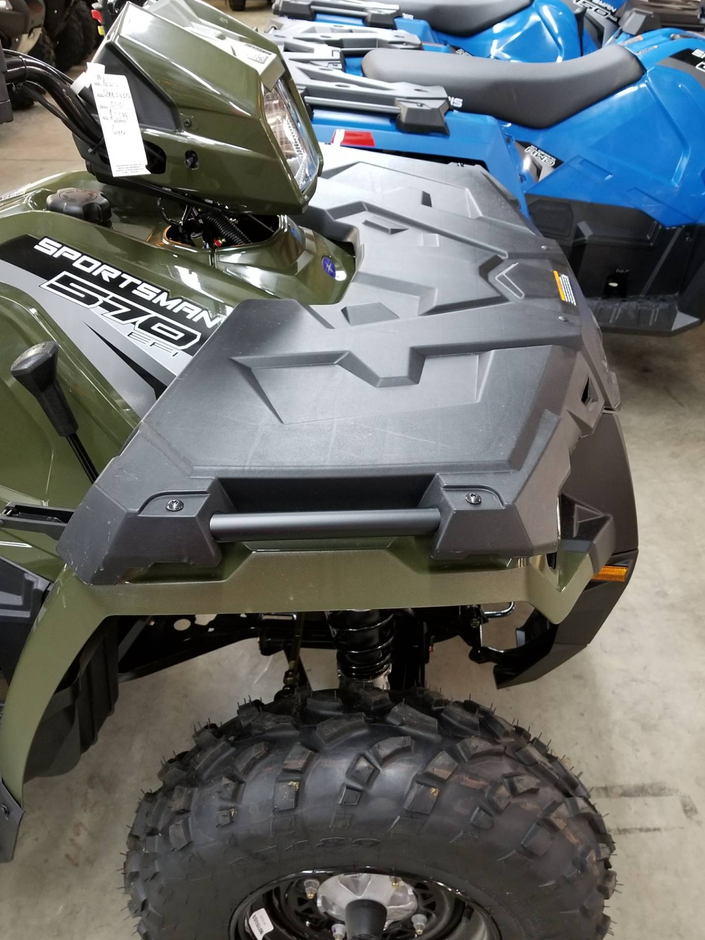 2018 Polaris Sportsman 570 in Statesville, North Carolina