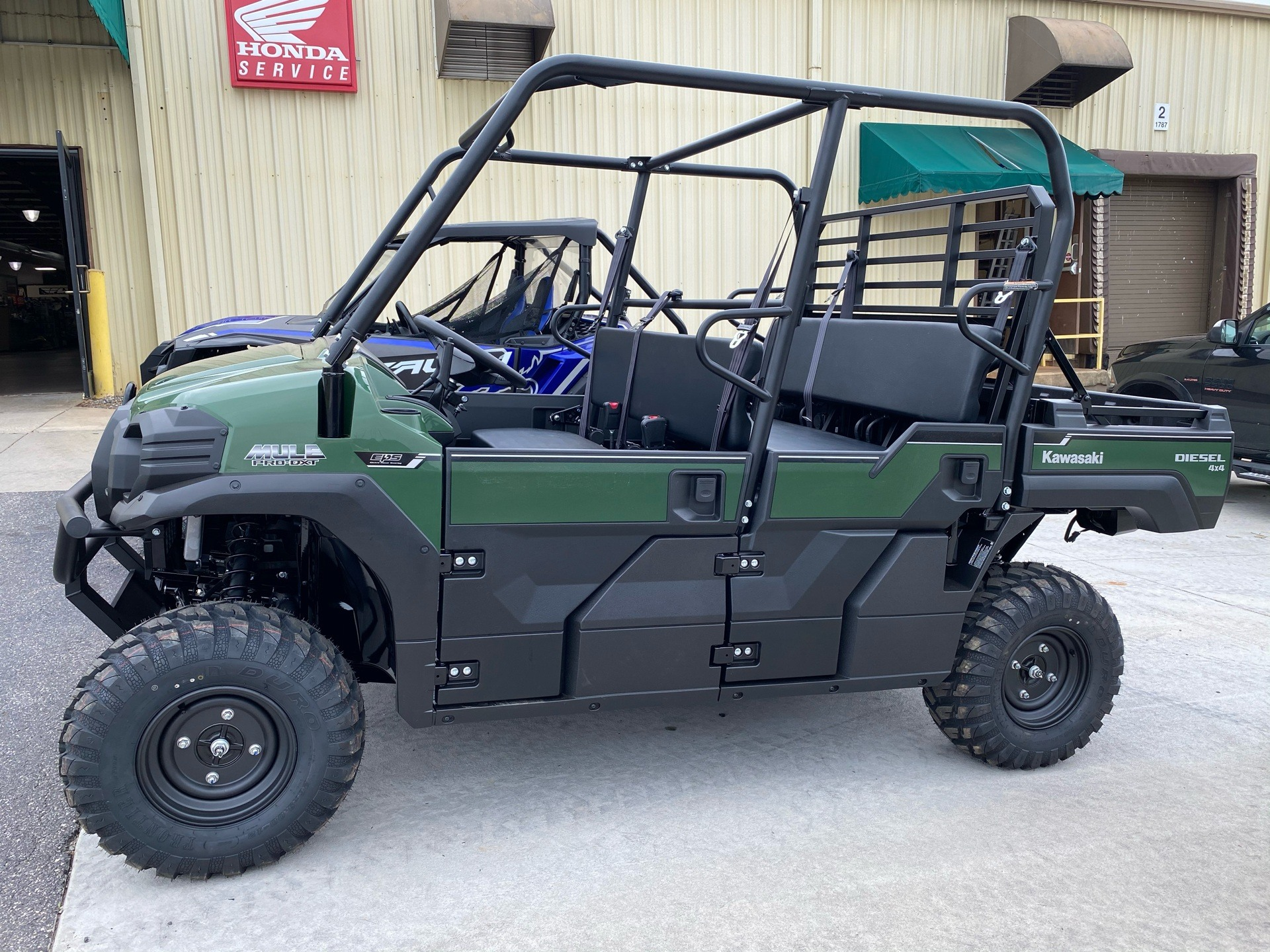 2021 Kawasaki Mule PRO-DXT EPS Diesel in Statesville, North Carolina - Photo 1