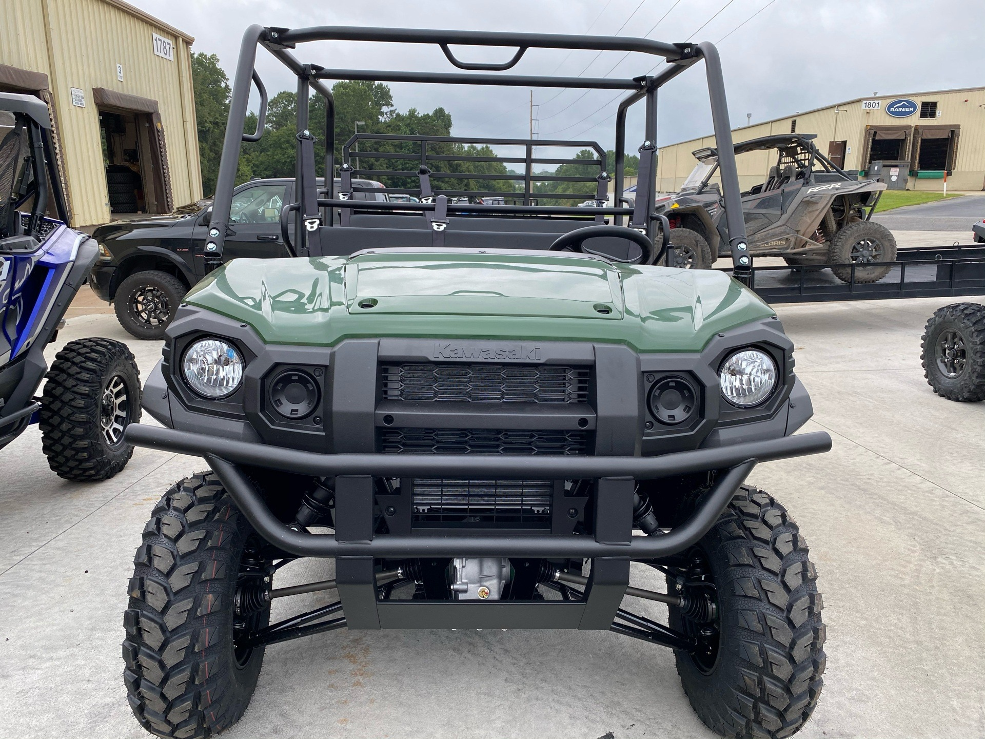 2021 Kawasaki Mule PRO-DXT EPS Diesel in Statesville, North Carolina - Photo 3