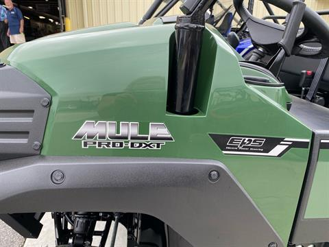 2021 Kawasaki Mule PRO-DXT EPS Diesel in Statesville, North Carolina - Photo 5