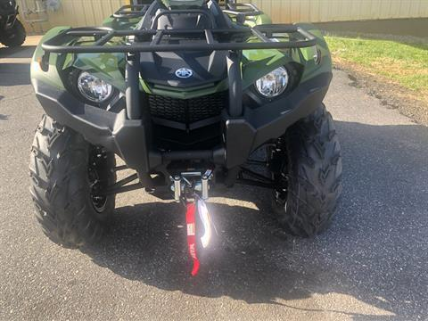 2020 Yamaha Kodiak 450 EPS SE in Statesville, North Carolina - Photo 2