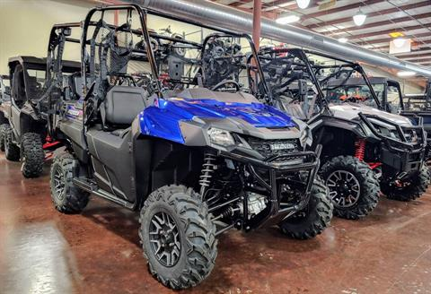 2019 Honda Pioneer 700-4 Deluxe in Statesville, North Carolina - Photo 1