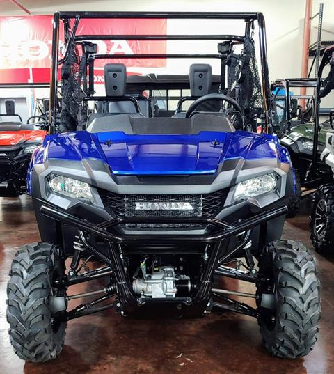 2019 Honda Pioneer 700-4 Deluxe in Statesville, North Carolina - Photo 4