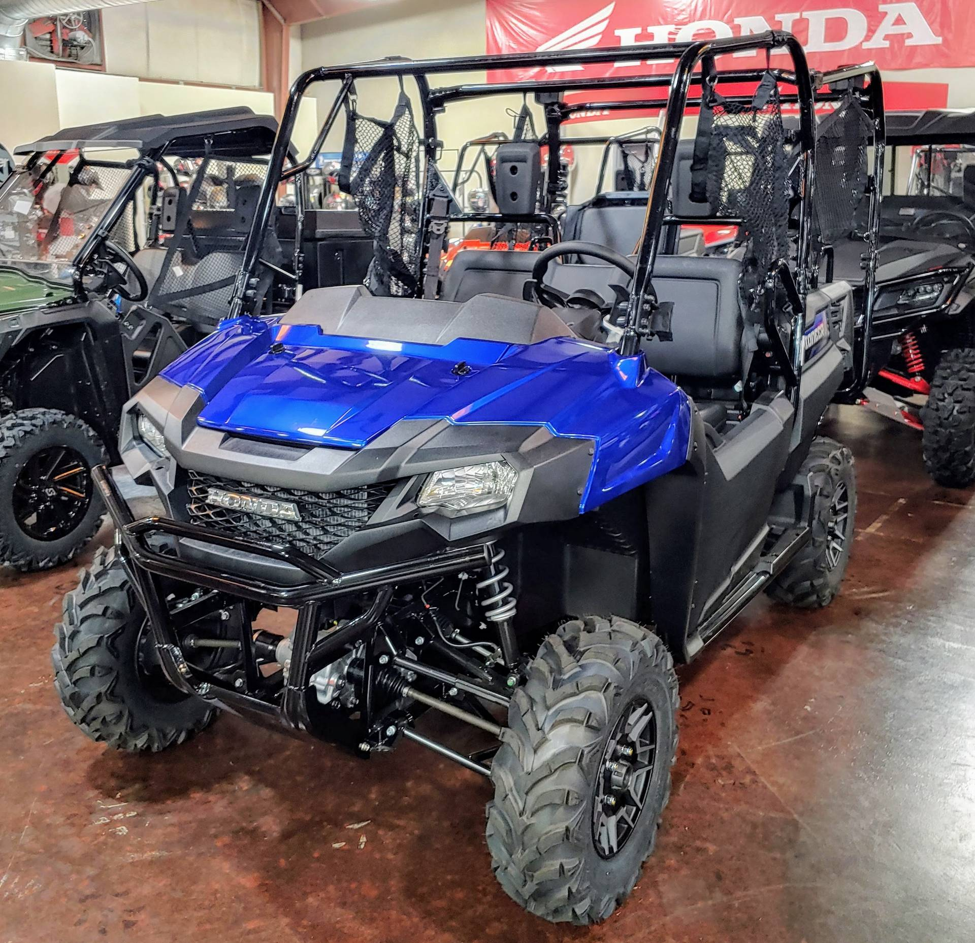 2019 Honda Pioneer 700-4 Deluxe in Statesville, North Carolina - Photo 3