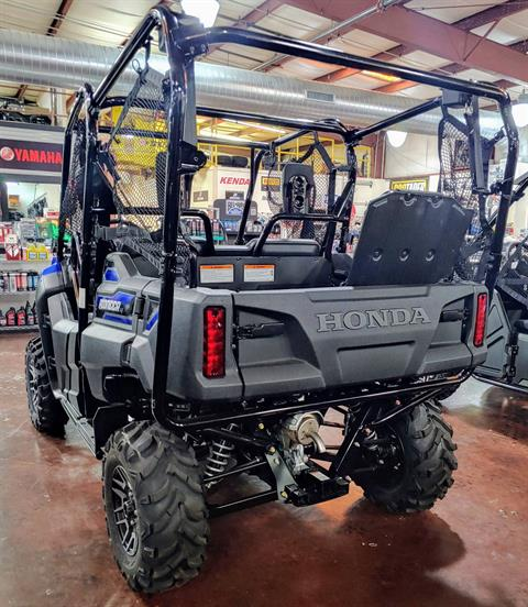 2019 Honda Pioneer 700-4 Deluxe in Statesville, North Carolina - Photo 7