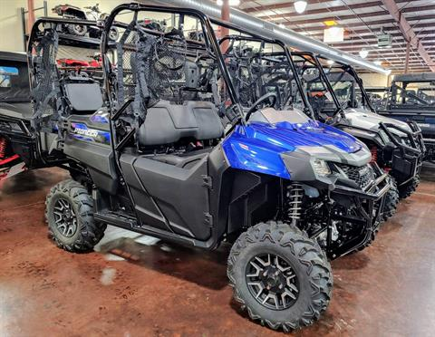 2019 Honda Pioneer 700-4 Deluxe in Statesville, North Carolina - Photo 2
