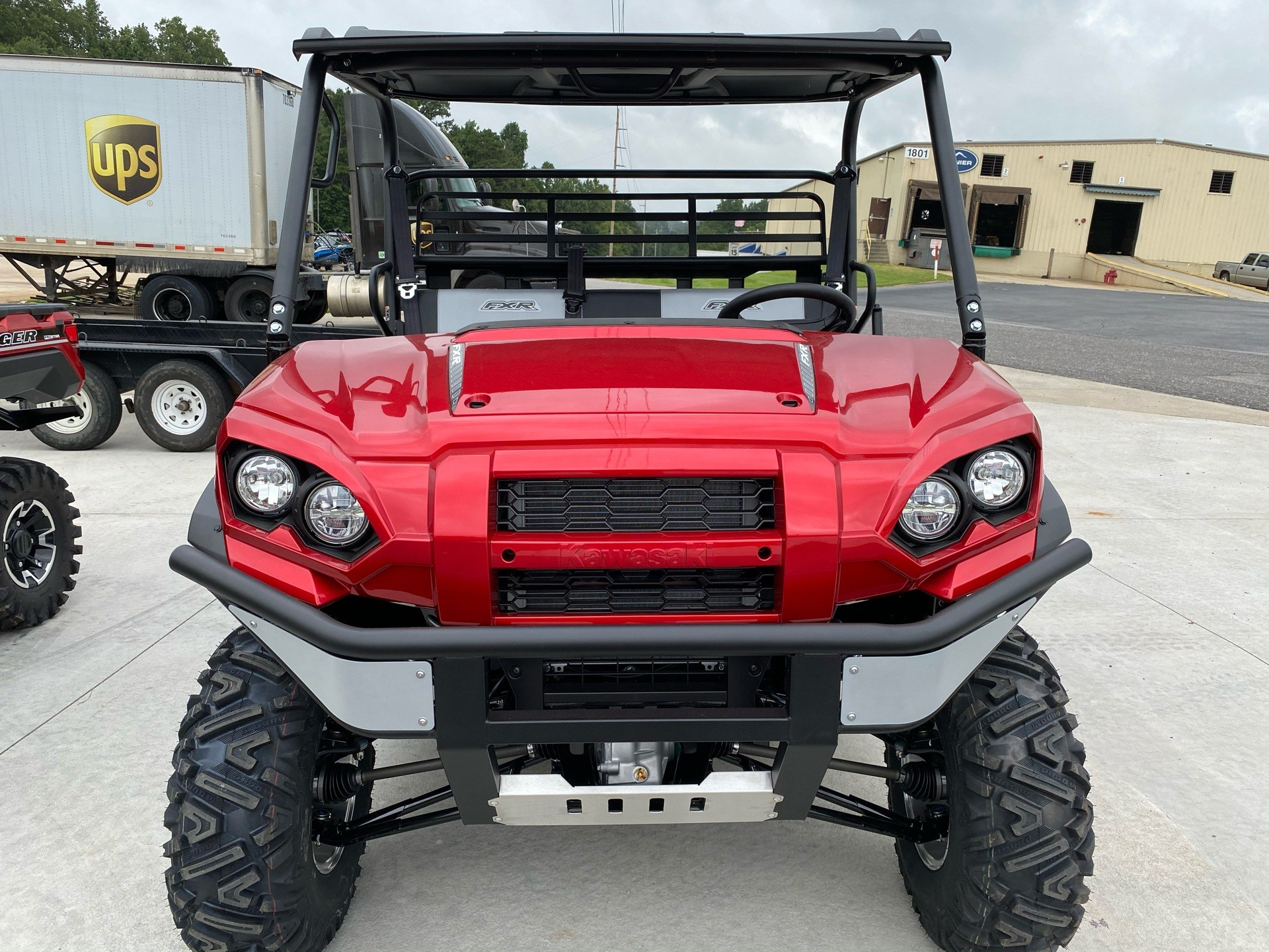 2020 Kawasaki Mule PRO-FXR in Statesville, North Carolina - Photo 3