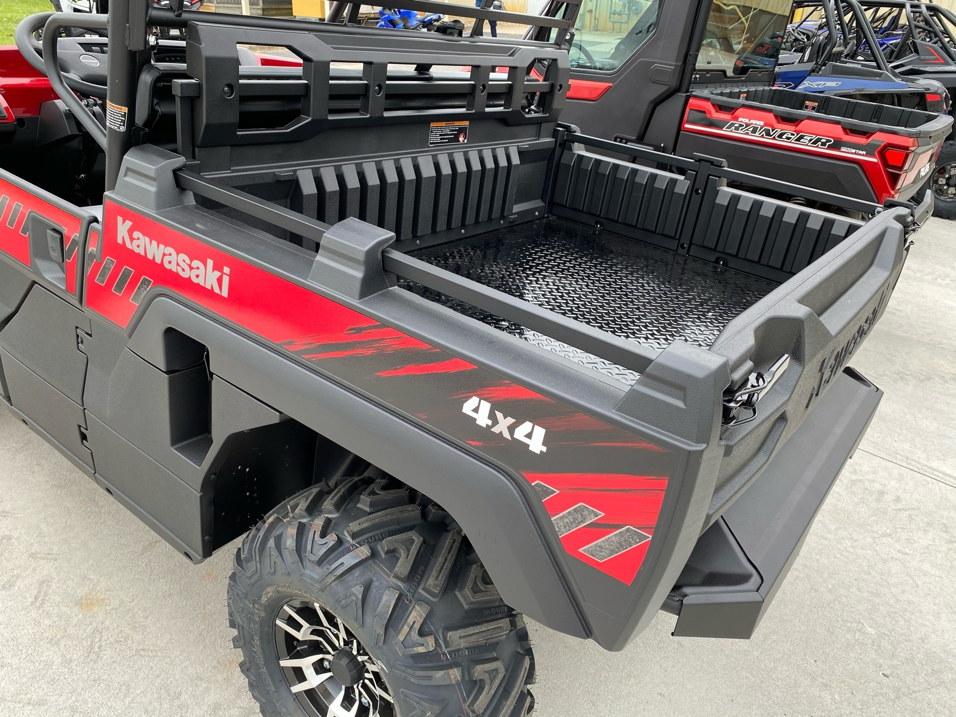 2020 Kawasaki Mule PRO-FXR in Statesville, North Carolina - Photo 6