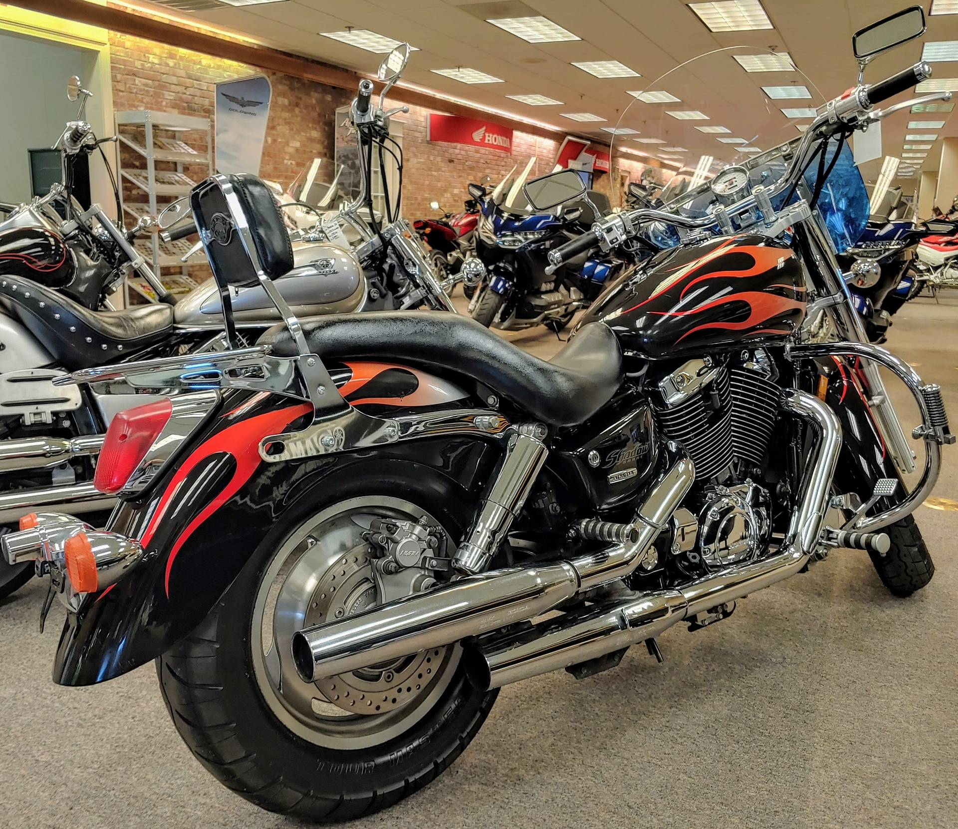 2005 Honda Shadow Sabre™ 1100 in Statesville, North Carolina - Photo 1