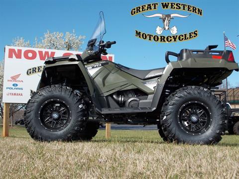 2015 Polaris Sportsman® X2 570 EPS in Statesville, North Carolina