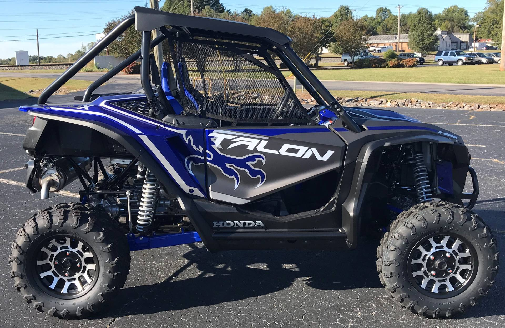 2020 Honda Talon 1000X in Statesville, North Carolina - Photo 4