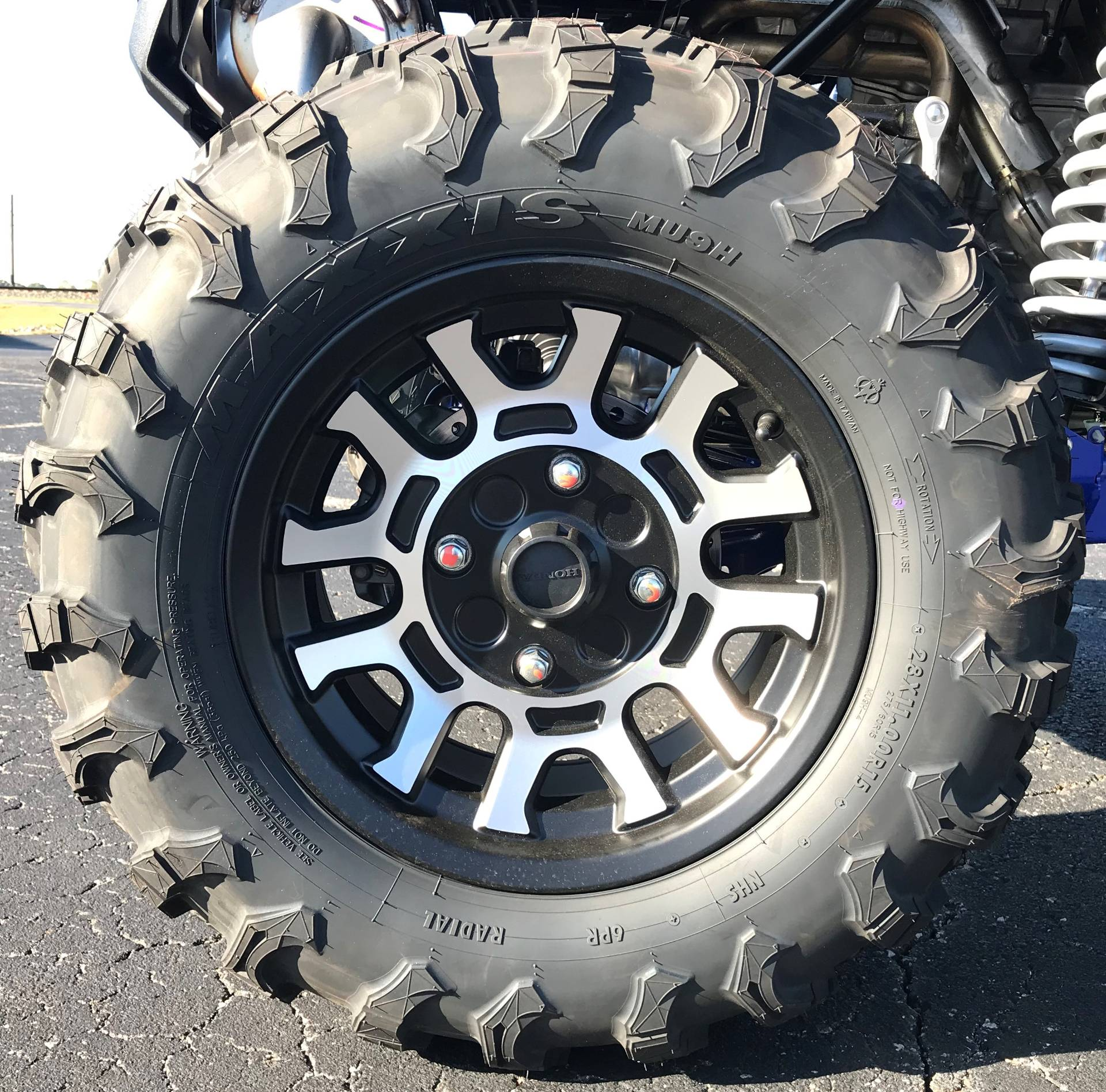 2020 Honda Talon 1000X in Statesville, North Carolina - Photo 11