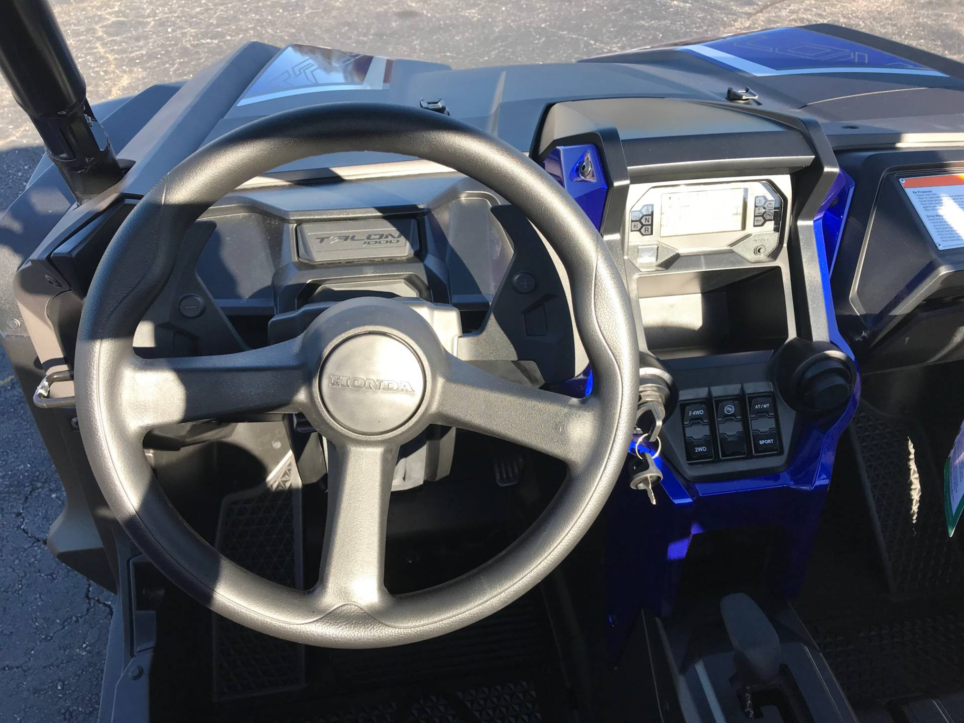 2020 Honda Talon 1000X in Statesville, North Carolina - Photo 14