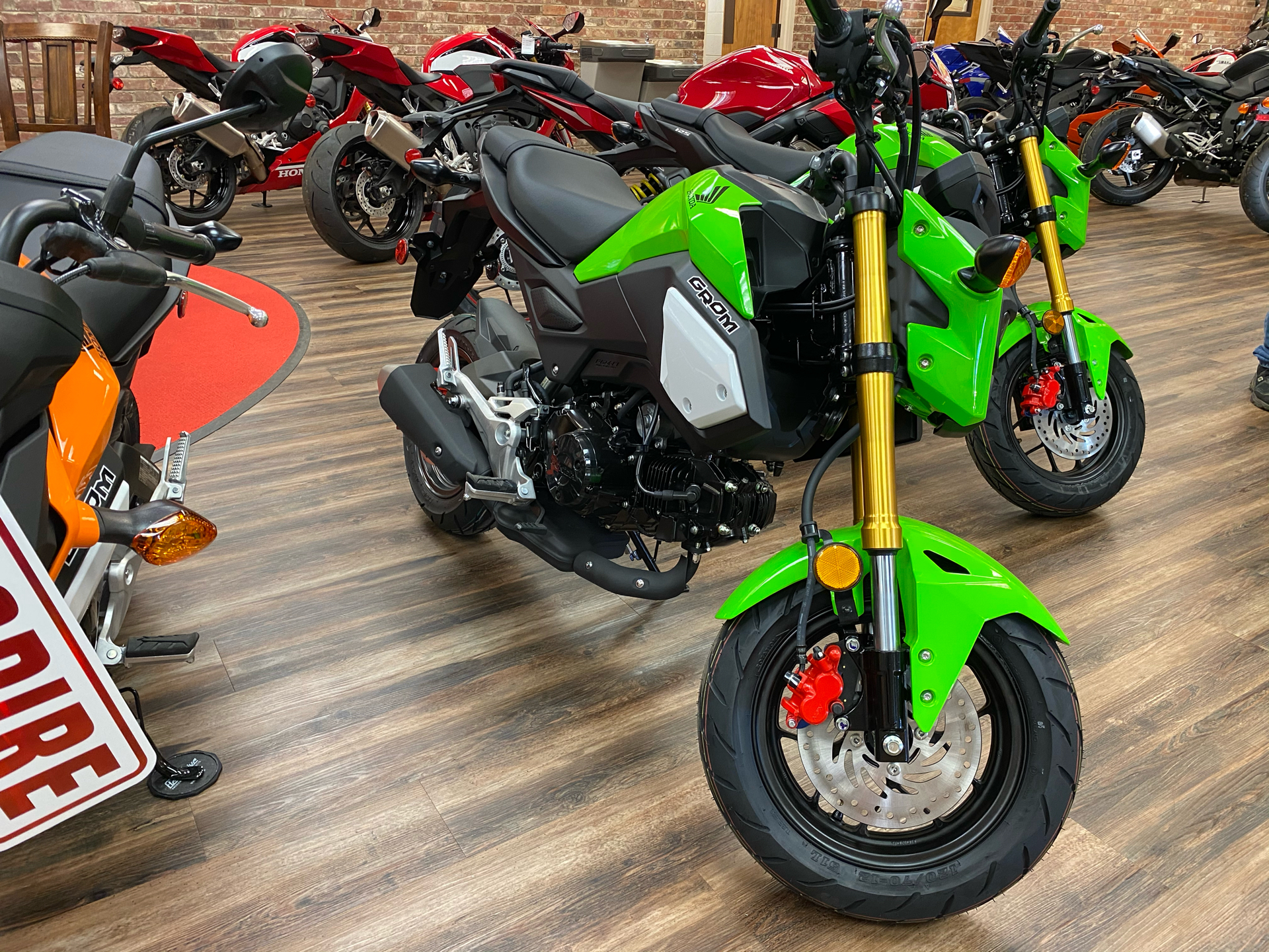 2020 Honda Grom in Statesville, North Carolina - Photo 2
