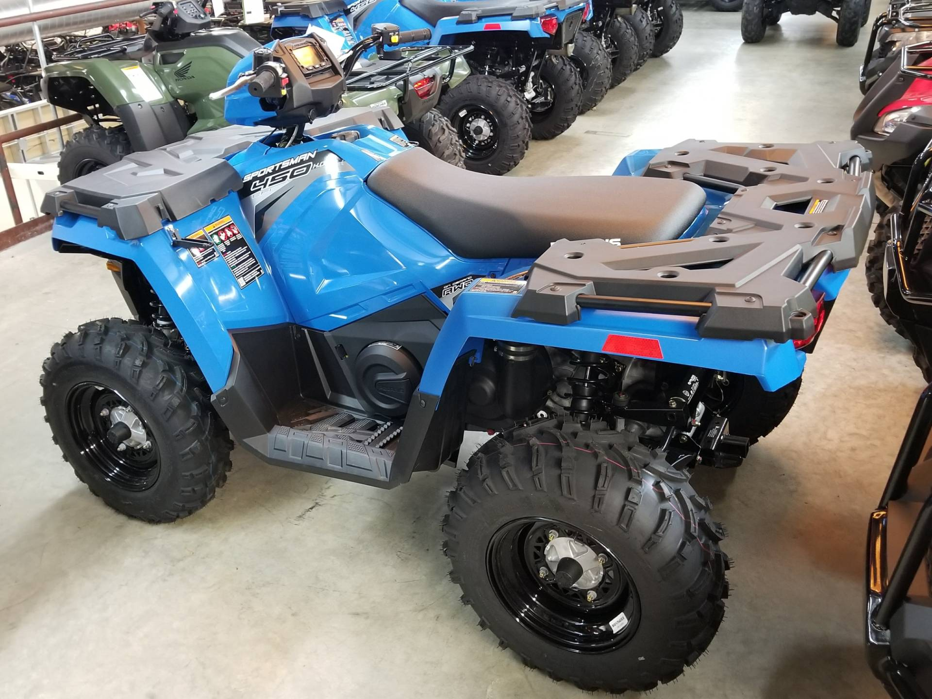 2018 Polaris Sportsman 450 H.O. in Statesville, North Carolina