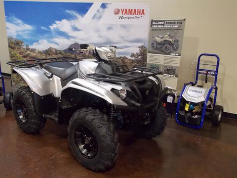 2018 Yamaha Kodiak 700 EPS SE in Statesville, North Carolina