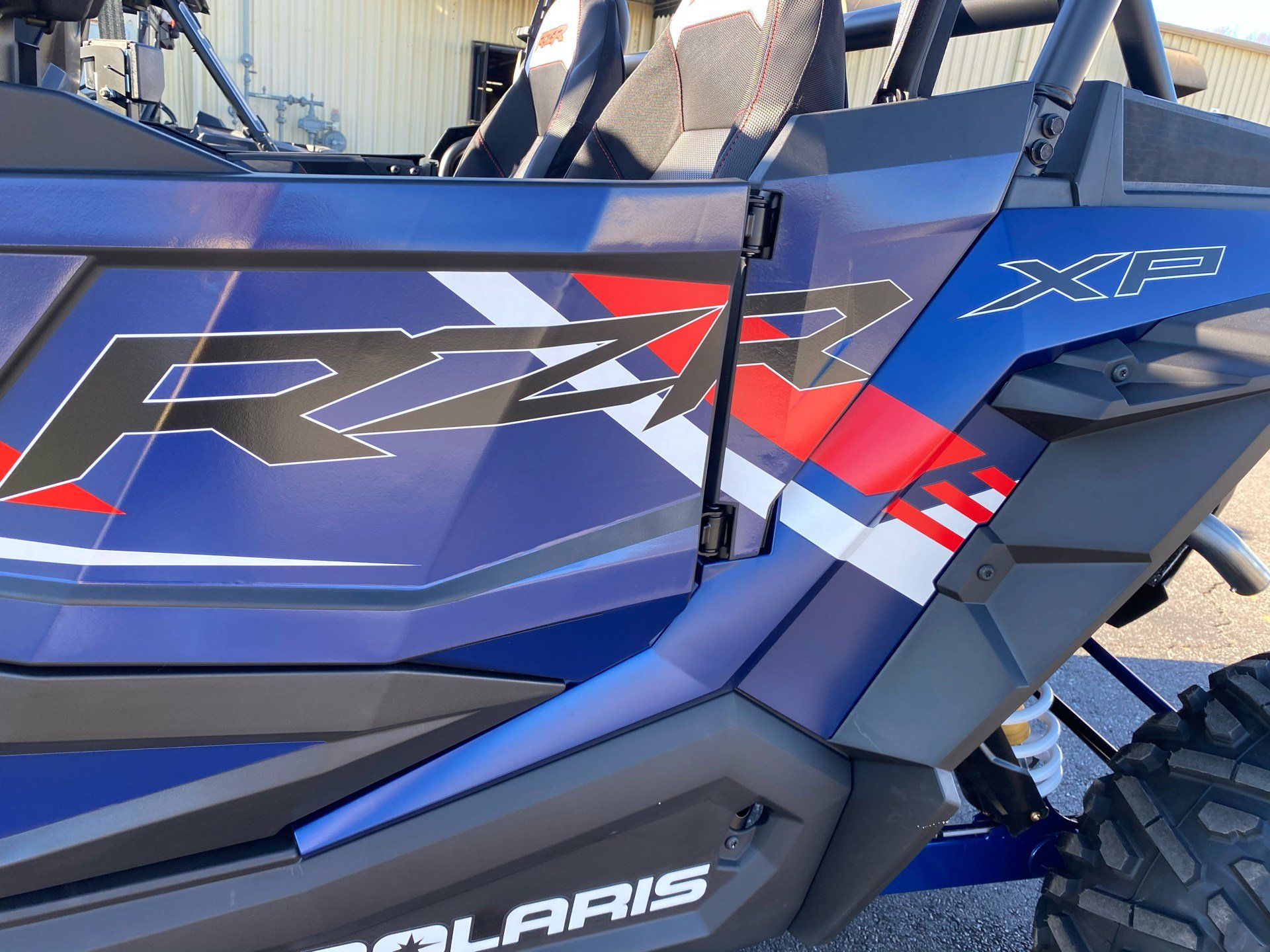 2021 Polaris RZR XP 4 1000 Premium in Statesville, North Carolina - Photo 2
