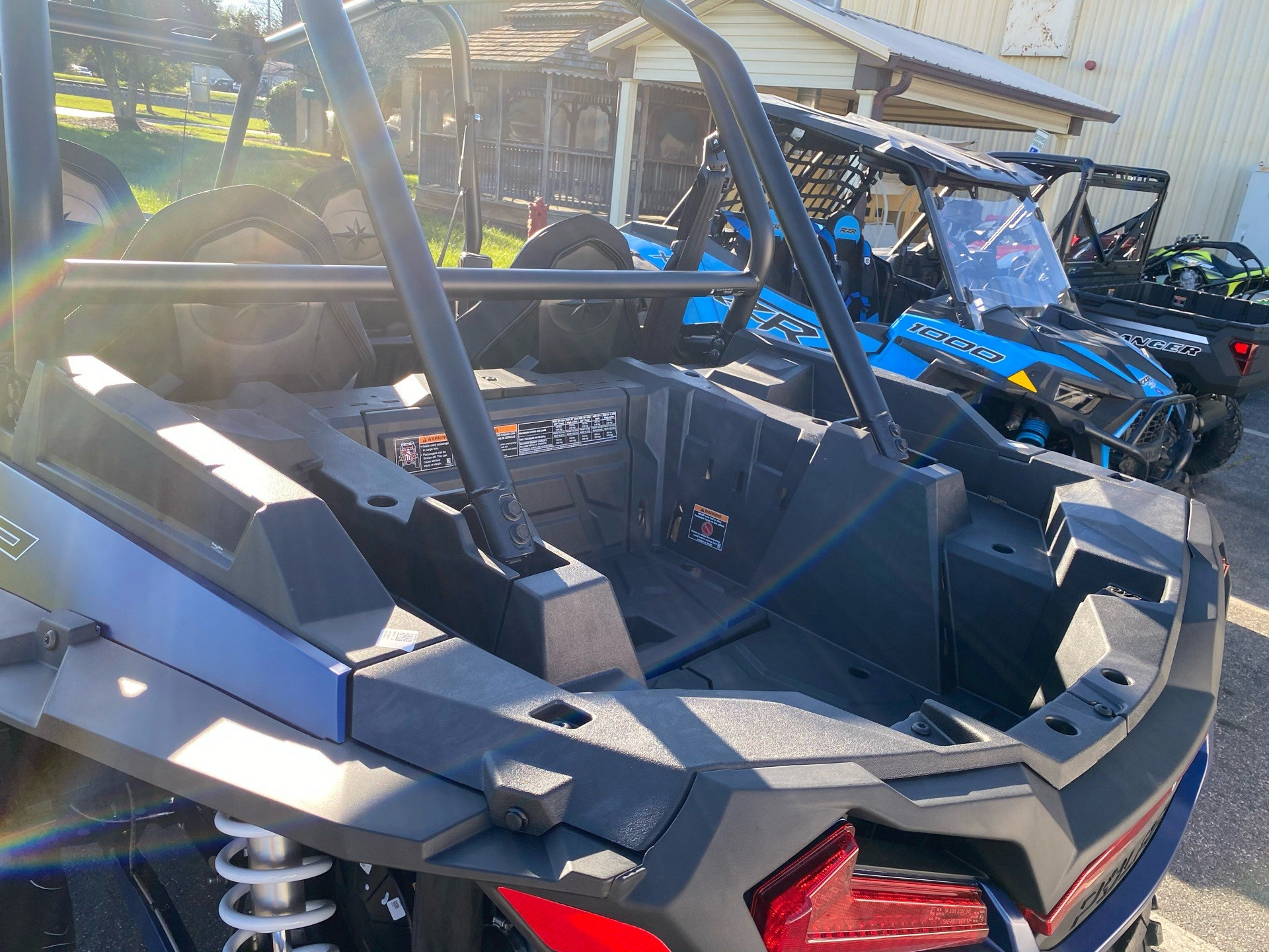 2021 Polaris RZR XP 4 1000 Premium in Statesville, North Carolina - Photo 5