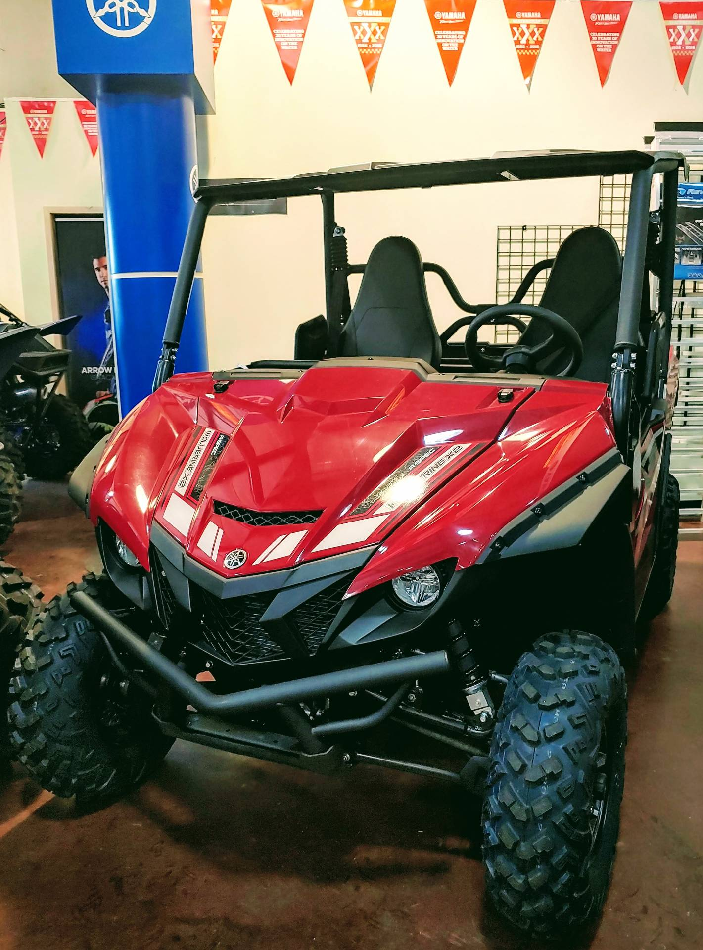 2019 Yamaha Wolverine X2 R-Spec in Statesville, North Carolina - Photo 3