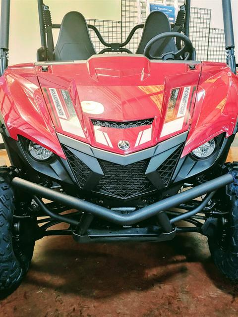 2019 Yamaha Wolverine X2 R-Spec in Statesville, North Carolina - Photo 5