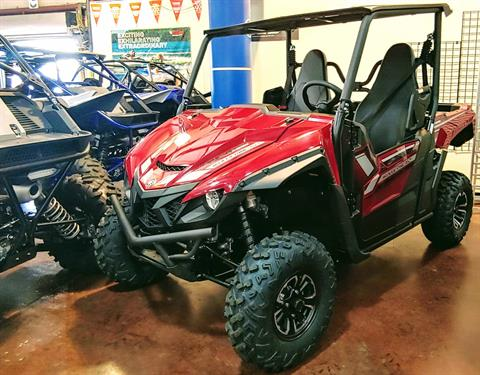 2019 Yamaha Wolverine X2 R-Spec in Statesville, North Carolina - Photo 1