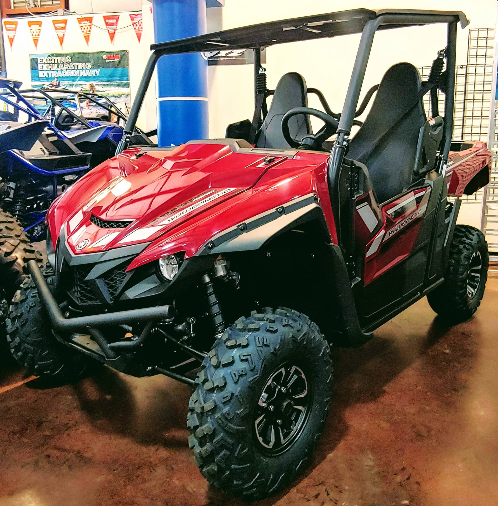 2019 Yamaha Wolverine X2 R-Spec in Statesville, North Carolina - Photo 2